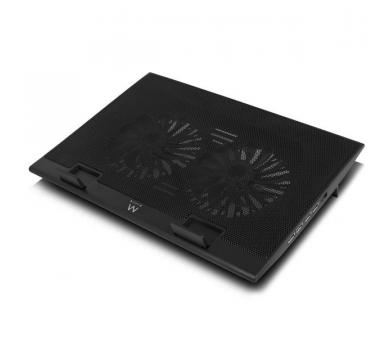 Ewent Notebook Cooling Stand with USB hub
