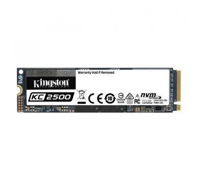 Kingston KC2500 250GB NVMe