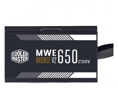 Cooler Master MWE 650W Bronze - V2