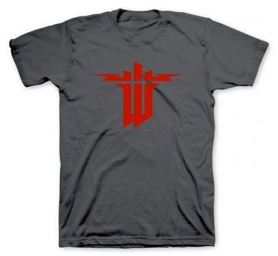 Wolfenstein T-Shirt Logo