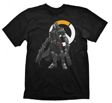 Overwatch T-Shirt Reaper Logo