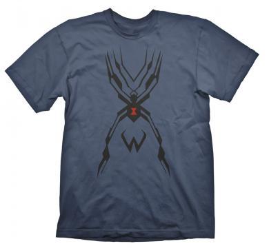 Overwatch T-Shirt Widowmaker Tattoo