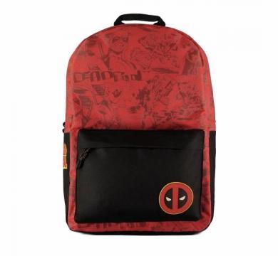 Deadpool - Grafitti Backpack