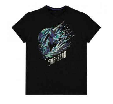 Mortal Kombat - Sub-Zero Ice Men's T-shirt