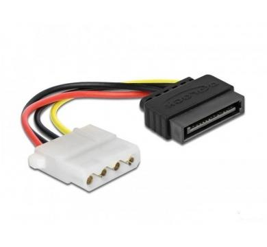 DeLock Power Cable SATA 15 pin to 4 pin