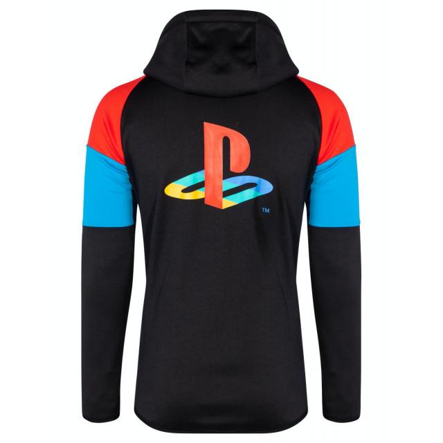 Playstation - Color Zipper Men's Hoodie