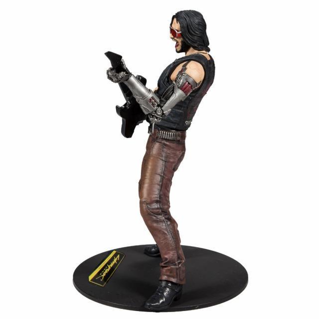 McFarlane Cyberpunk 2077 - Johnyy Silverhand Action Figure