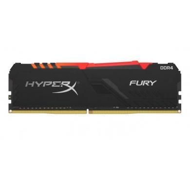 HyperX Fury RGB 8GB 3733 MHz