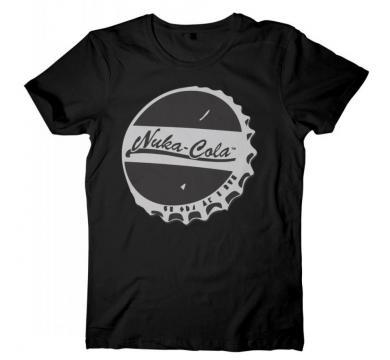 Fallout - Black Nuka-Cola