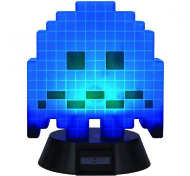 Paladone Icons Pac-Man - Turn to Blue Ghost Light