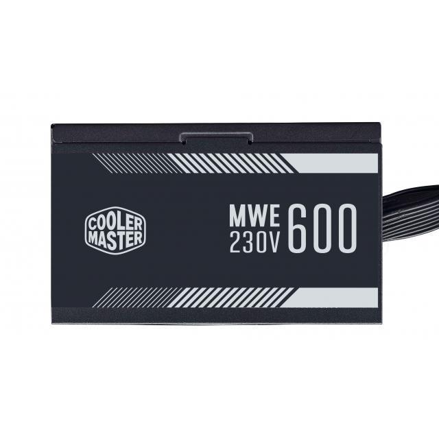 Cooler Master MWE White V2 600W