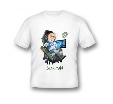 Тениска GplayTV STKMN