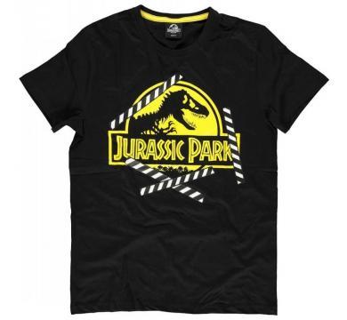 Universal - Jurassic Park Logo Men's T-Shirt