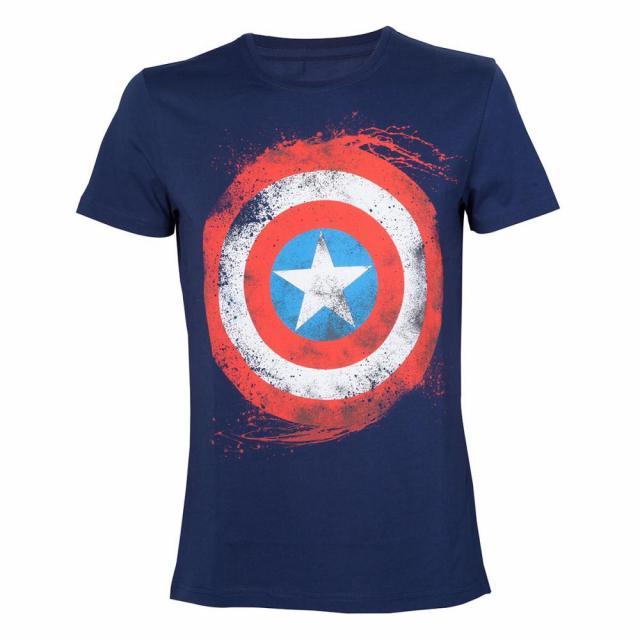 Marvel - Captain America Shield Men's T-shirt