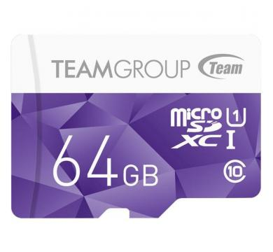 Team Group Color microSDXC UHS-I 64GB
