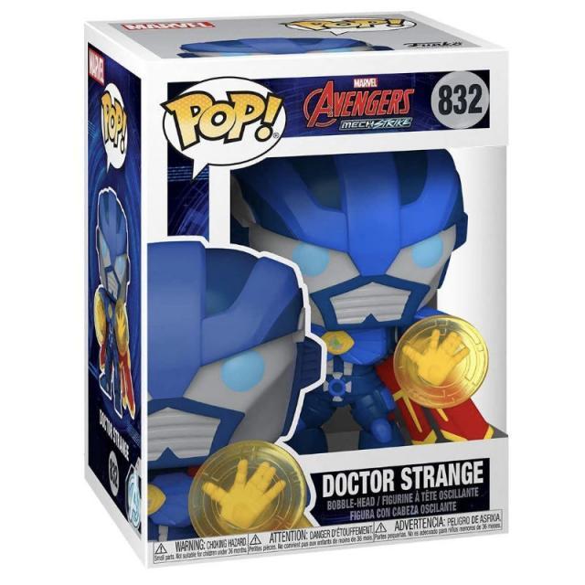 Funko POP! Marvel: Avengers MechStrike - Doctor Strange #832
