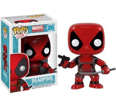 Funko POP! Marvel - Deadpool #20
