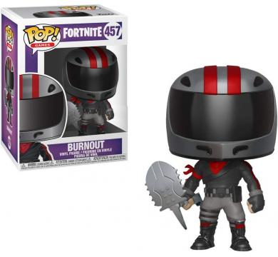 Funko POP! Games: Fortnite - Burnout #457