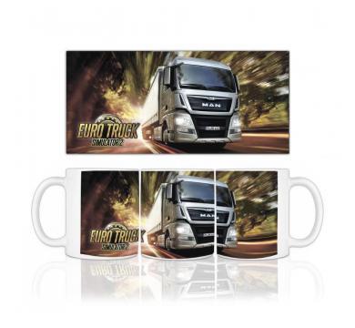 Чаша Euro Truck Simulator