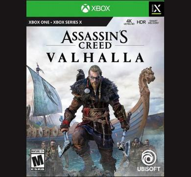 Xbox Series X/Xbox One Assassin's Creed: Valhalla