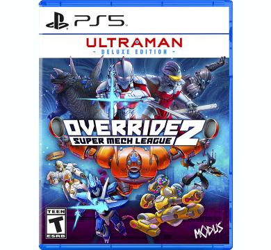 PS5 Override 2: Ultraman - Deluxe Edition