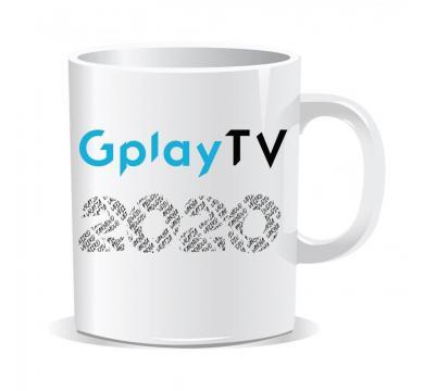 Чаша GplayTV 2020
