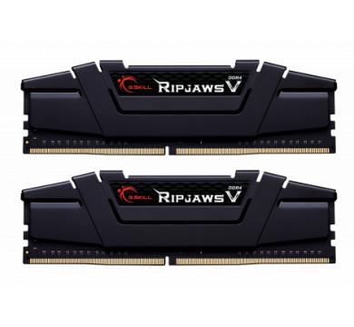 G.SKILL Ripjaws V Black 32GB (2x16GB) 3600MHz
