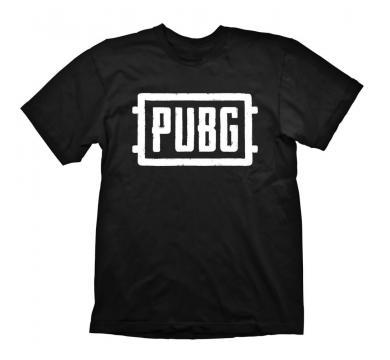 """PUBG T-Shirt PUBG """"Logo"""" Black"""