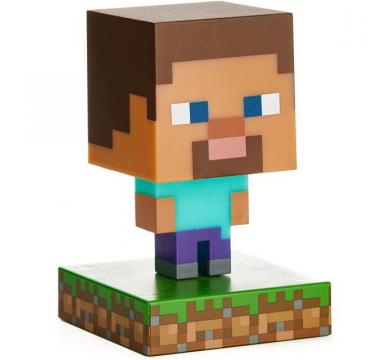 Paladone Minecraft: Steve Icon Light BDP