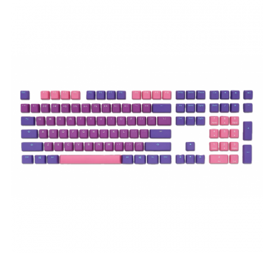 Ducky Ultra Violet keycaps