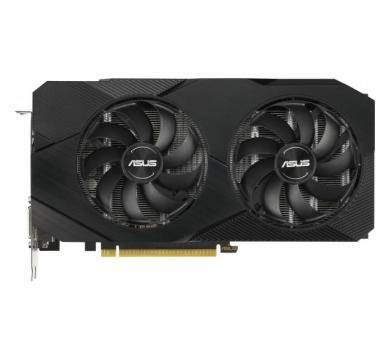 ASUS Dual GeForce GTX 1660 SUPER 6G EVO