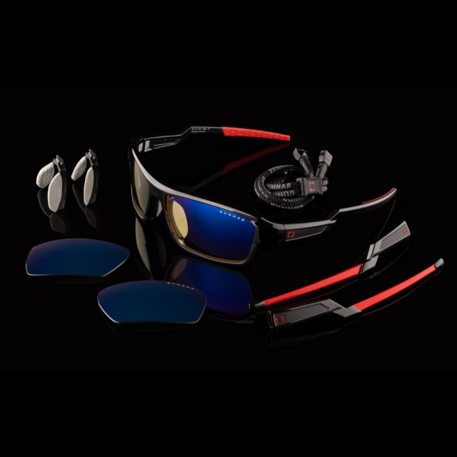 Gunnar Lightning Bolt 360