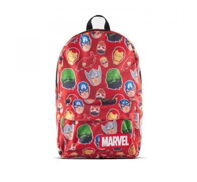 Marvel Characters AOP Backpack