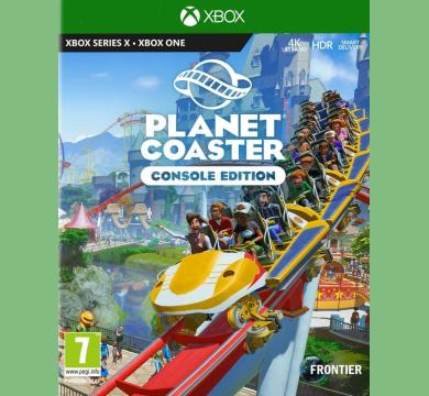 Xbox Series X/Xbox One Planet Coaster