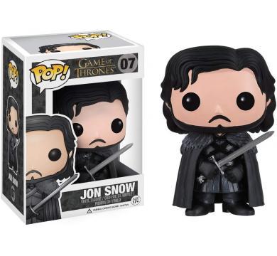 Funko POP! Television: Game of Thrones Jon Snow #07