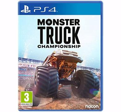 PS4 Monster Truck Championship