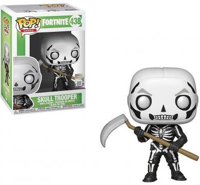 Funko POP! Games: Fortnite - Skull Trooper #438