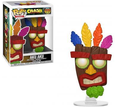 Funko POP! Games: Crash Bandicoot - Aku Aku #420