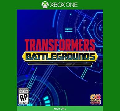 Xbox One Transformers Battlegrounds