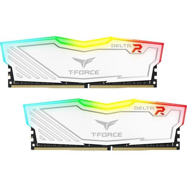 T-Force Delta RGB 16GB (2x8GB) 3000 MHz