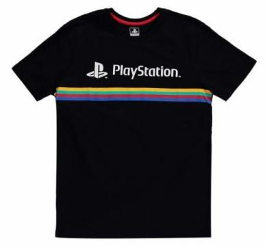 Sony Playstation Color Stripe Logo