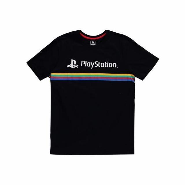 Sony Playstation Color Stripe Logo