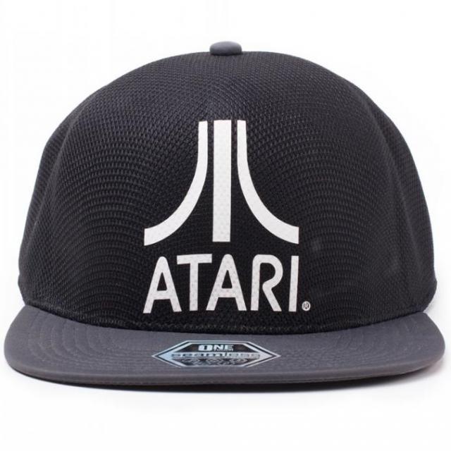 Atari - Full Line Logo Seamless Cap