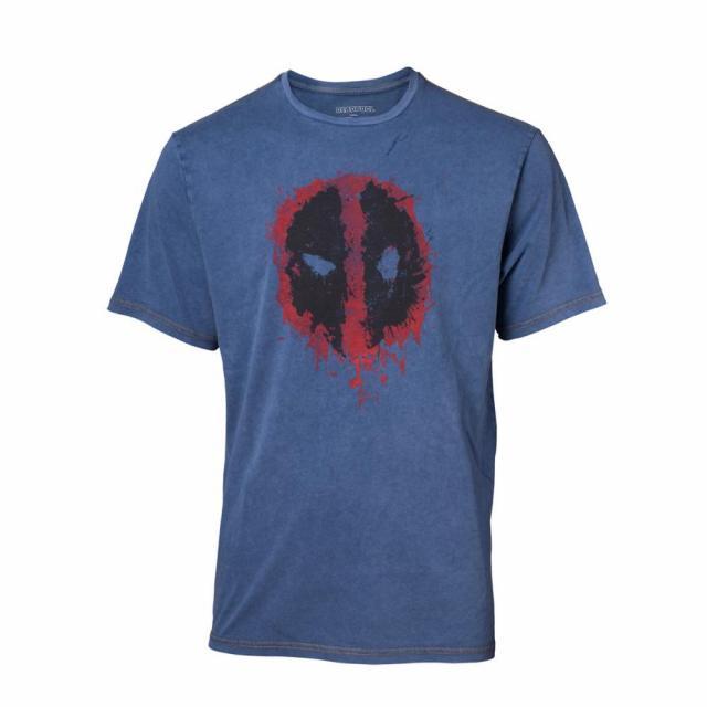 Deadpool - Faux Denim T-shirt