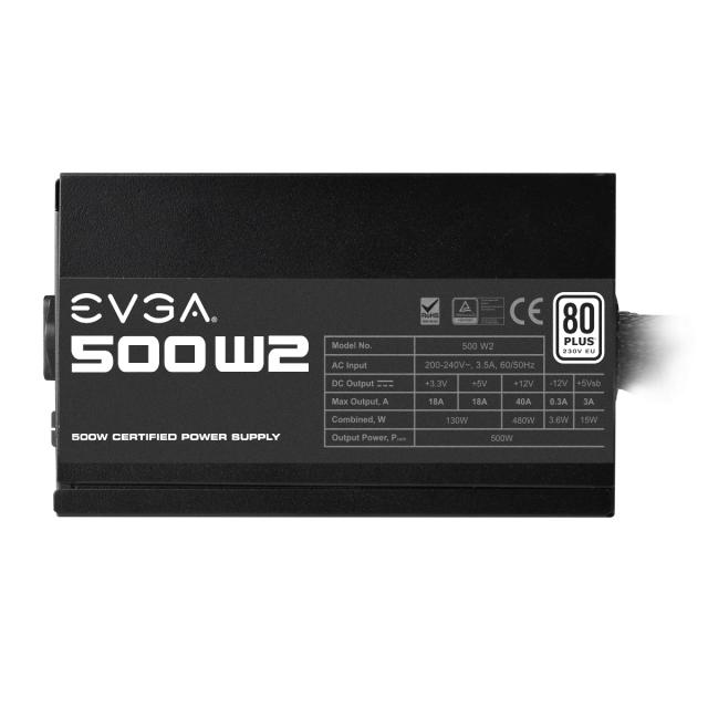EVGA 500W W2