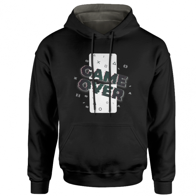 GplayTV Corkscrew2 Game Over - Men's Hoodie