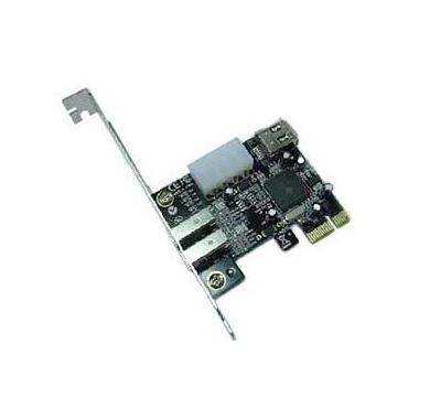 Estillo PCI-E to IEEE 1394 Firewire
