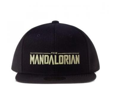 The Mandalorian - Mandalorian Sylhouette - Snapback