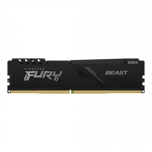 Kingston FURY Beast Black 8GB (2x4GB) 2666MHz