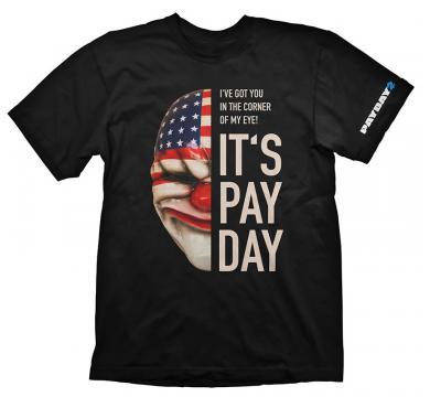 Payday 2 T-Shirt Dallas Mask